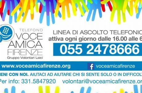 "L'associazione ""Voce Amica"" cerca volontari"