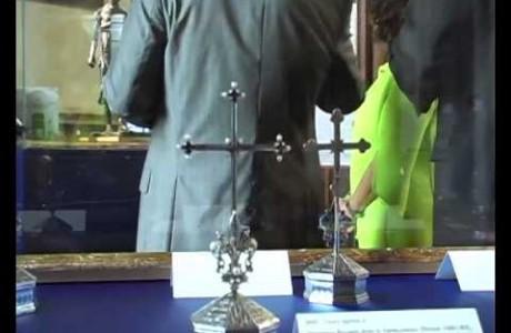 Le croci di San Giovanni in mostra