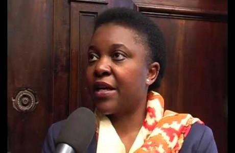 Lectio magistralis di Cecile Kyenge