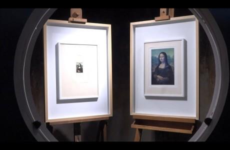 Leonardo 2019: una ciocca di capelli del Genio esposta a Vinci