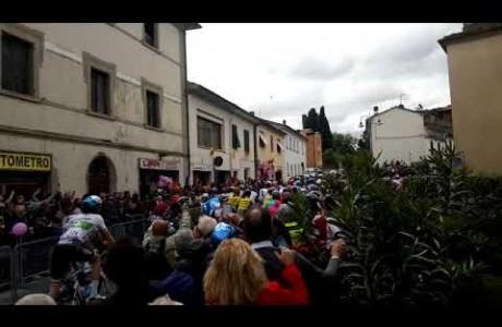 LIVE | Terza tappa del Giro d'Italia: partenza da Vinci
