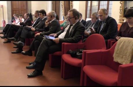 """L'Ucraina a """"scuola"""" a Firenze per i rapporti tra Governo ed Enti locali"""