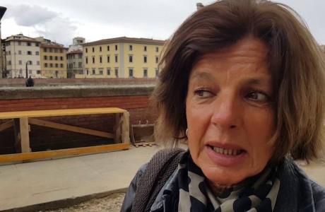 Lungarno Torrigiani, primi lavori chiusi in anticipo
