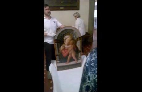 Madonna con bambino di Filippo Lippi rientra in Palazzo Medici