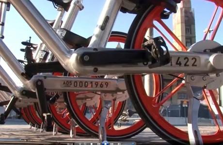 Mobike-RFI, accordo per il parcheggio delle biciclette