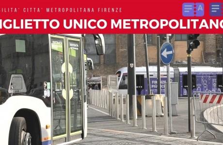 """Mobilità, nasce il biglietto """"Unico Metropolitano"""", pensato per i pendolari dell'area fiorentina"""