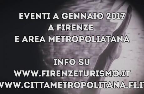 Mostre ed eventi a Firenze e area metropolitana a gennaio 2017