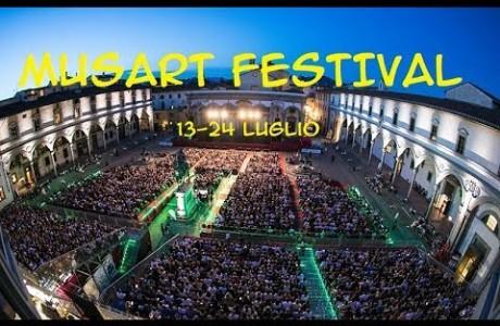 Musart: il festival d'arte, cultura, musica a Firenze