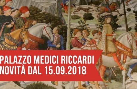 Museo di Palazzo Medici: nuovo look per biglietteria e bookshop