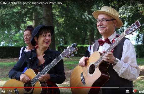 Musica: INBANDA nel parco mediceo di Pratolino