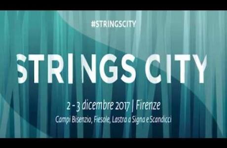 "Musica, ""Strings City"" 2017 Firenze e area metropolitana"