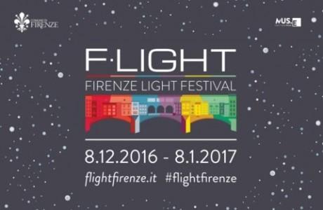 Natale 2016, torna il Firenze Light Festival