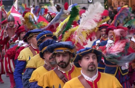 Natale 2017, Corteo storico della Repubblica fiorentina