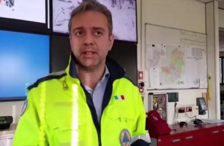 Neve Mugello e area metropolitana: il punto con la Protezione Civile