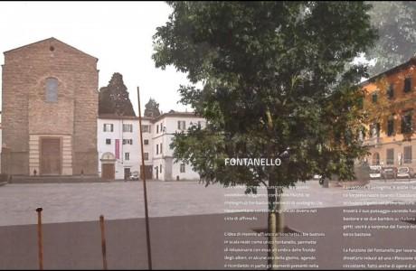 Nuova piazza del Carmine: arriva il fontanello