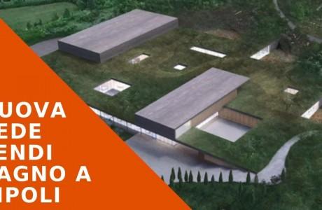 Nuovo impianto produttivo FENDI a Bagno a Ripoli: rinasce la furnace abbandonata