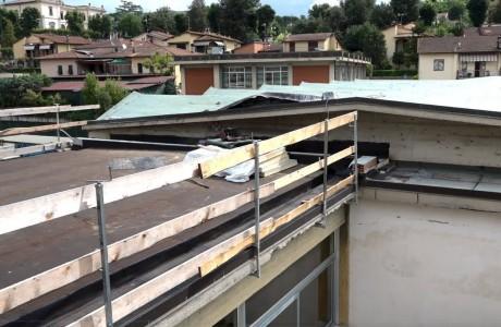 Nuovo look per la scuola «Giovanni Da Verrazzano» di Greve in Chianti