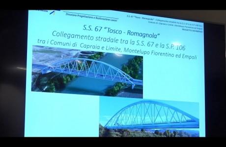 Nuovo ponte sull'Arno: tutti i dettagli