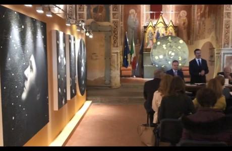 """Omar Galliani, """"Teofanie"""" in mostra a Bagno a Ripoli"""