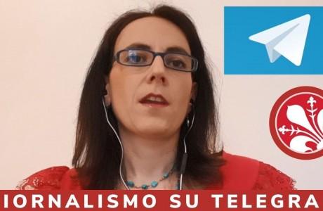 PA Social Day, Giornalismo e social: l'esperienza di Florence TV su Telegram