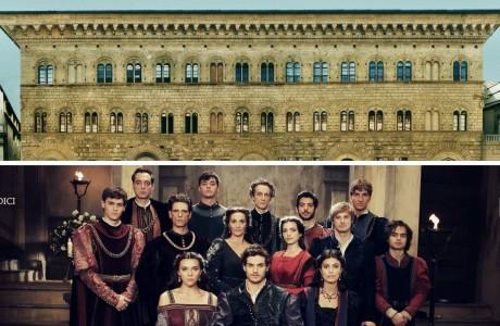 "Palazzo Medici Riccardi protagonista della fiction Rai ""I Medici"""