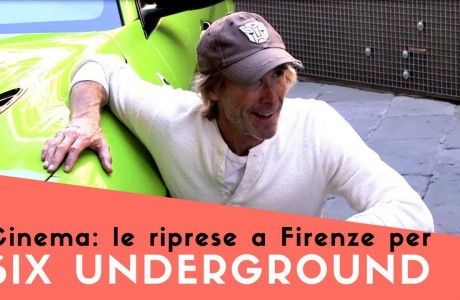 Parkour sul Duomo e inseguimenti. Ecco le riprese di 'Six Underground' a Firenze