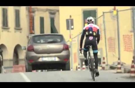 Parte il cantiere per il completamento della ciclopista dell'Arno