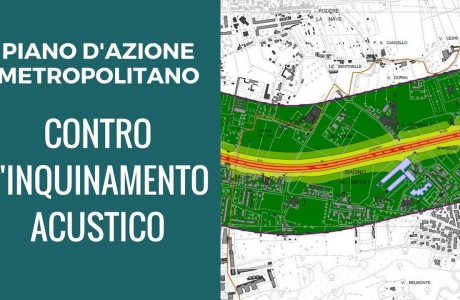 Piano d'azione metropolitano contro l'inquinamento acustico