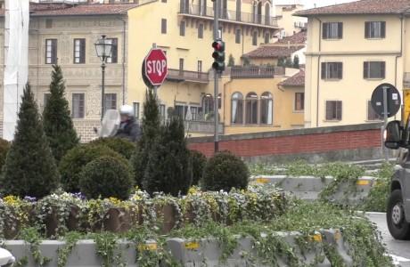 Piazza Goldoni Firenze, il restyling