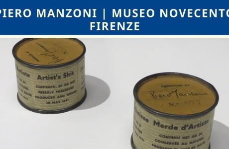 Piero Manzoni al Museo Novecento