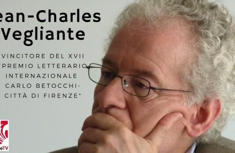 Poesia, il premio Betocchi a Jean- Charles Vegliante