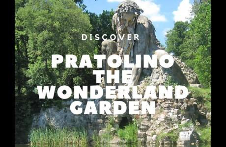 Pratolino, the wonderland garden