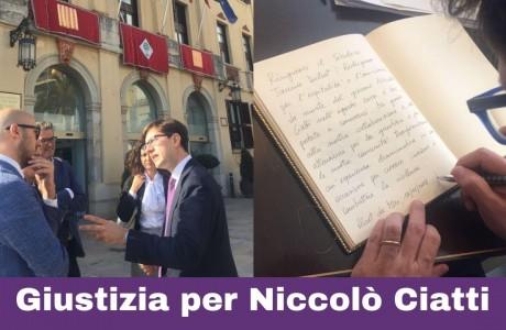Processo Niccolò Ciatti, da Firenze una memoria giuridica