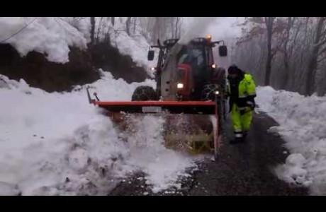 Protezione Civile Città Metro Firenze: operazioni nel fermano