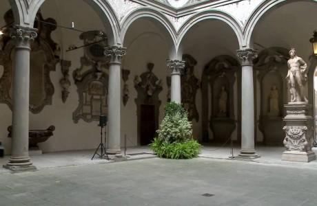 Riaperti al pubblico i cortili di Palazzo Medici Riccardi