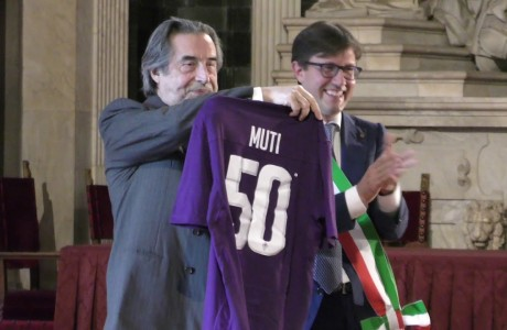 Riccardo Muti a 50 anni dal debutto a Firenze