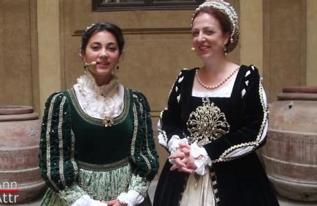 Ricordando Caterina de' Medici, la partenza per la Francia