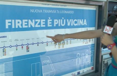 Rivoluzione tramvia: la T1 si accende il 16 luglio