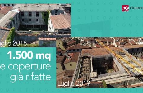 Sant'Orsola, come cambia con i lavori a cura della Città metro Firenze