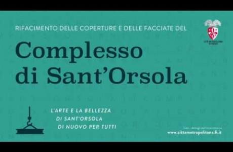Sant'Orsola, nuovi investimenti da Città Metropolitana
