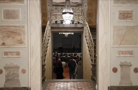 Scuola Firenze, restaurato il teatro di Palazzo Rinuccini