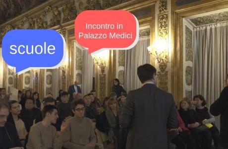 Scuole, confronto tra Sindaco, studenti e dirigenti