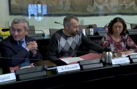 Seduta del Consiglio Mteropolitano di Firenze