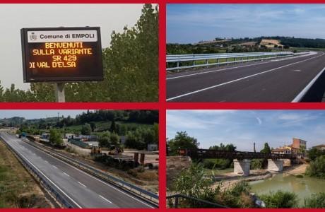 SR429, aperto il Lotto V Brusciana-Dogana