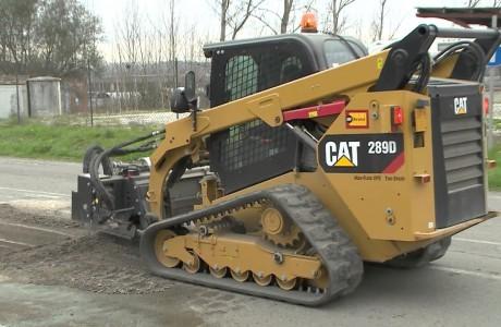 SR429, lavori di asfaltatura