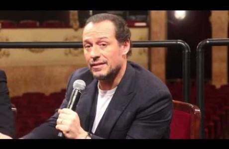 Stefano Accorsi, nuovo direttore artistico della Fondazione Teatro della Toscana