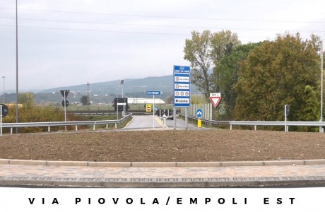 Strade: il collegamento tra il Polo tecnologico di Empoli e lo svincolo Empoli Est sulla FI-PI-LI è realtà