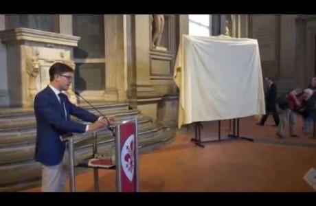 Strage Georgofili: restaurato il quadro più danneggiato dall'attentato mafioso