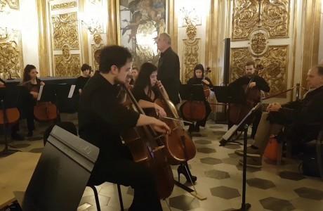 Strings City, dolci note degli strumenti a corda nella città metropolitana di Firenze