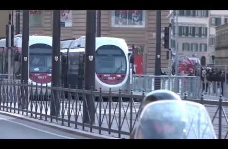 T2 tramvia a Firenze, pre-esercizio al via il 26 gennaio